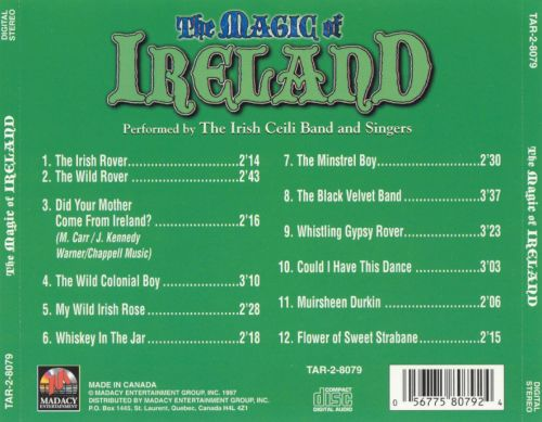 Magic of Ireland, Vol. 1
