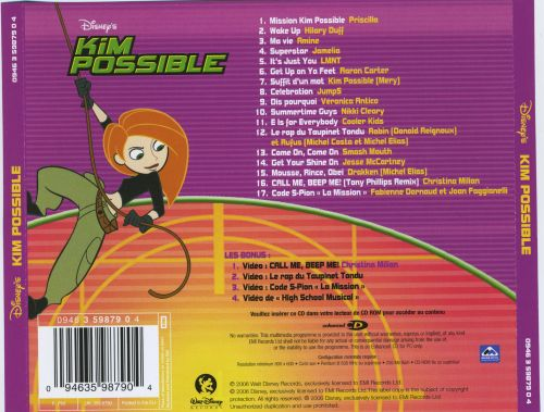 Kim Possible [French Version]