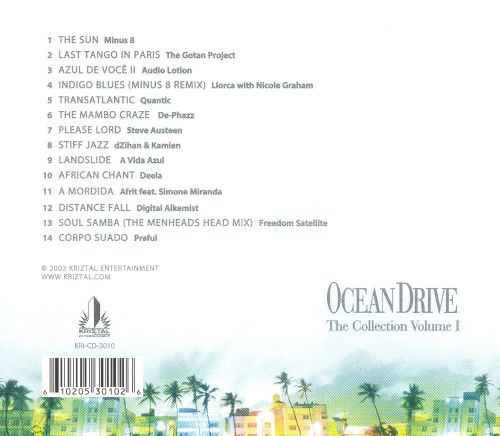 Ocean Drive: The Collection, Vol. 1