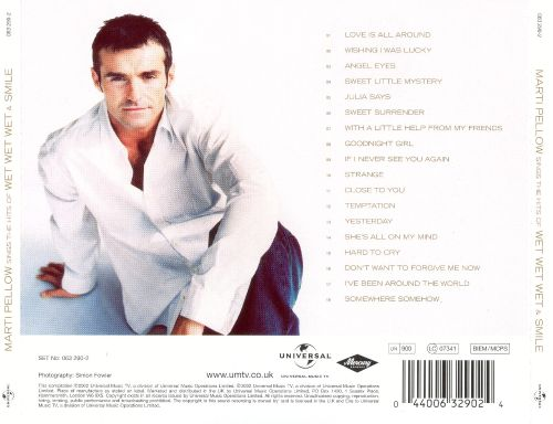 Marti Pellow Sings the Hits of Wet Wet Wet & Smile