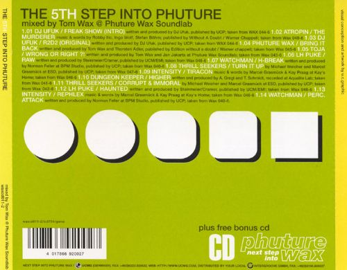 5th Step into Phuture