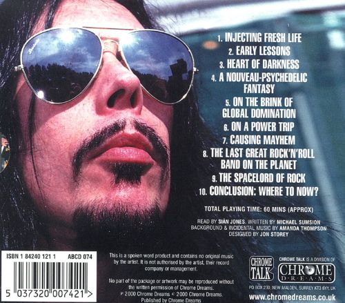 Audio Biography CD