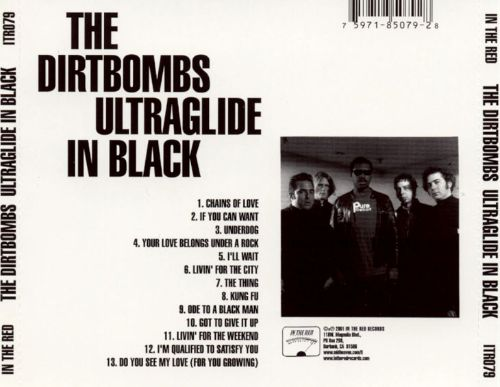Ultraglide in Black