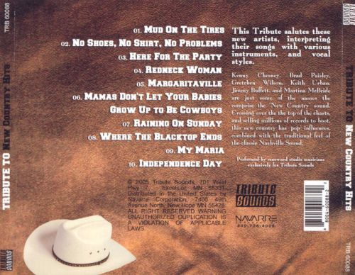 Tribute to New Country Hits