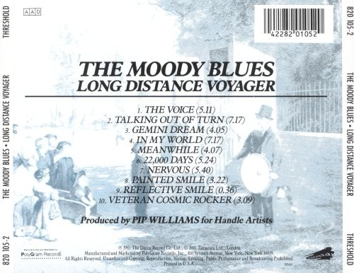 Long Distance Voyager