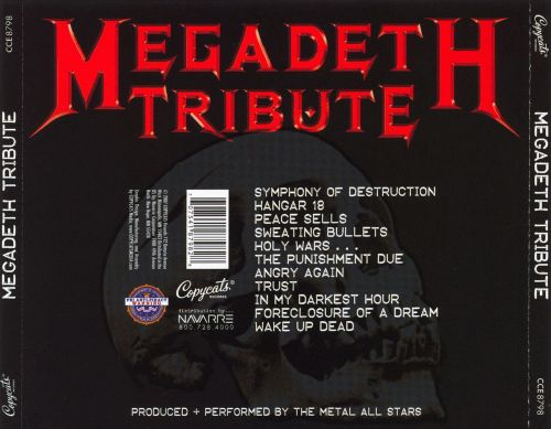Megadeth Tribute