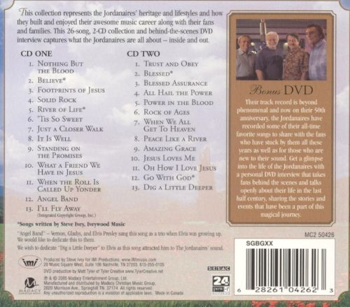 Believe: A Collection of Bluegrass Hymns