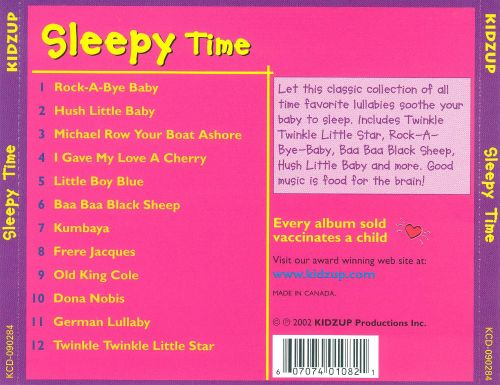Ultimate Toddler Collection: Sleepy Time