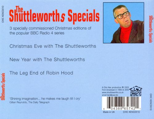 The Shuttleworth Specials