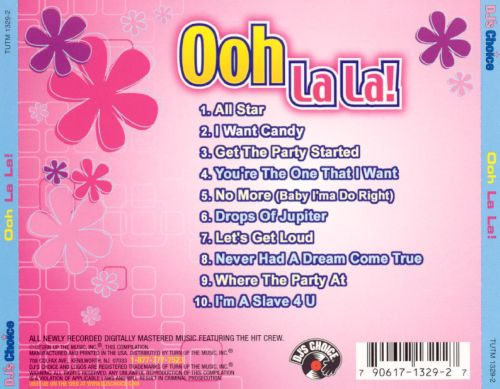 DJ's Choice: Ooh la La