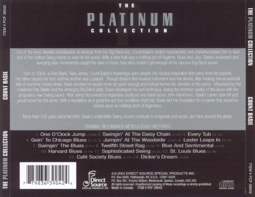 The Platinum Collection [Direct Source]