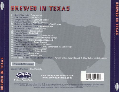 Brewed in Texas: The Original Texas Happy Hour