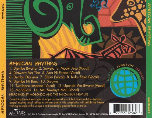 Global Songbook Presents: African Rhythms