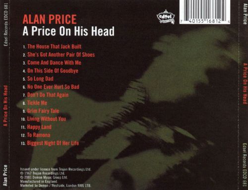 A Price on His Head