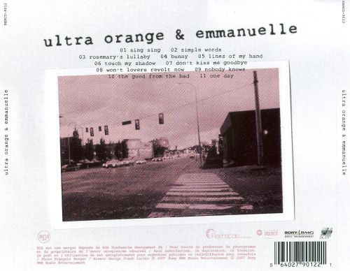 Ultra Orange & Emmanuelle