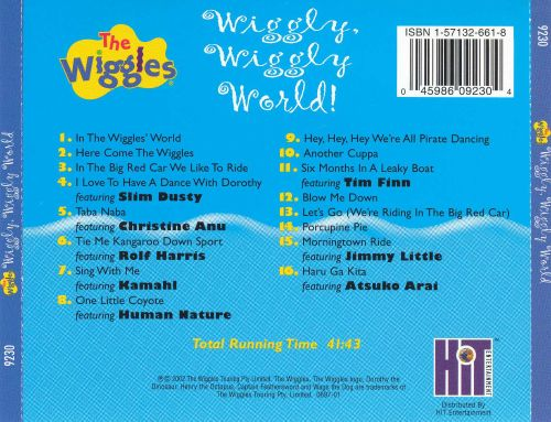 Wiggly Wiggly World The Wiggles Songs Reviews