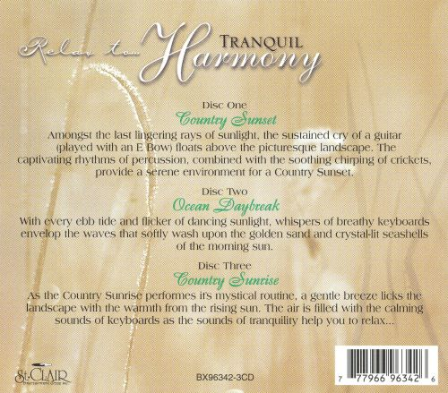 Relax to Tranquil Harmony