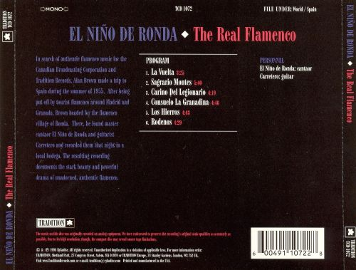The Real Flamenco