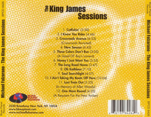 The King James Sessions
