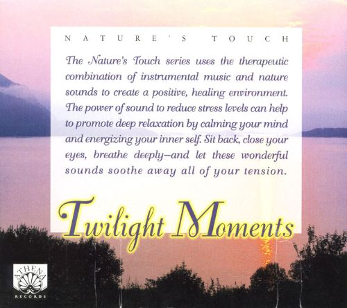 Nature's Touch: Twilight Moments