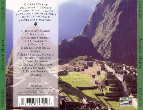 Voyager Series: Harps of Paraguay