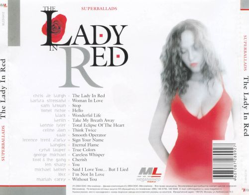 Superballads: The Lady in Red