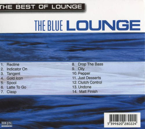Best of Lounge: Blue Lounge