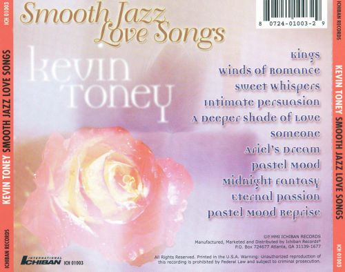 Smooth Jazz Love Songs