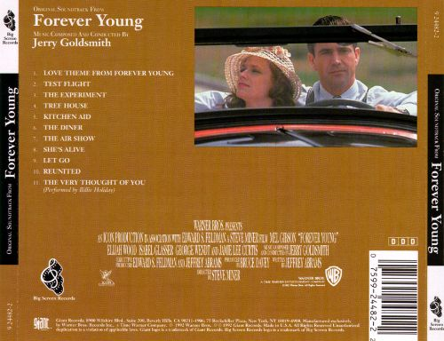 Forever Young [Original Motion Picture Soundtrack]
