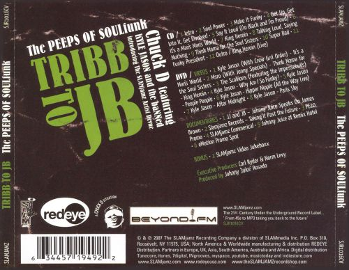 Tribb to JB