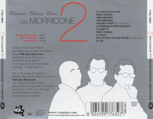 Play Morricone, Vol. 2