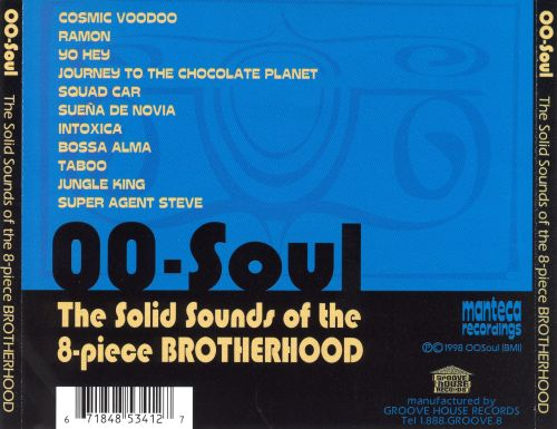 The Solid Sounds of the 8-Piece Brotherhood
