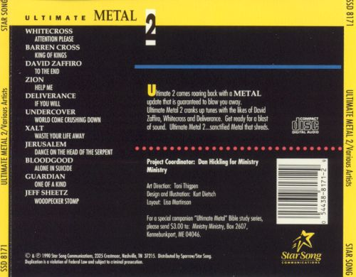 Ultimate Metal, Vol. 2