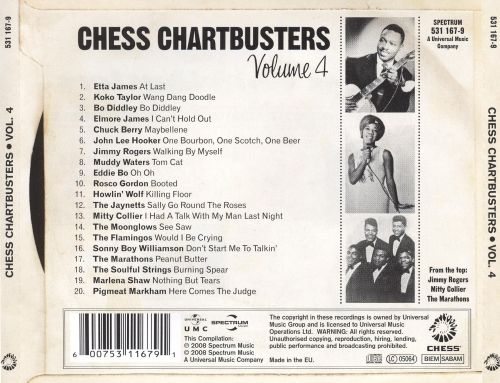 Chess Chartbusters, Vol. 4