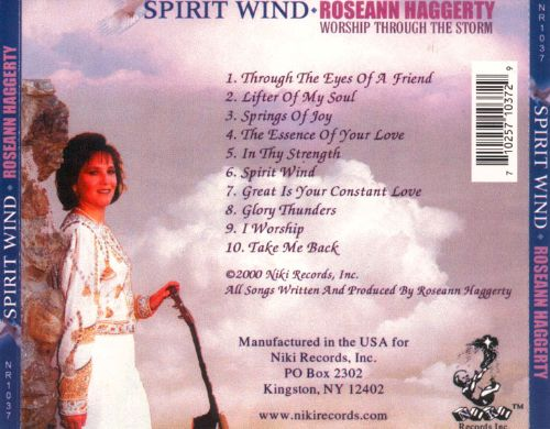 Spirit Wind: Worship Through the Storm