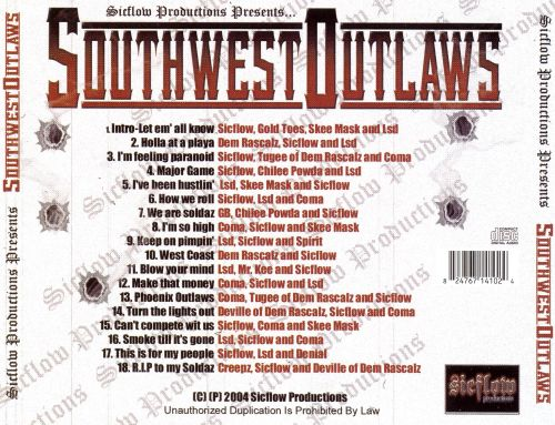 Southwest Outlaws