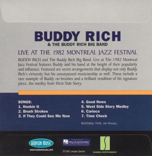 Live at the 1982 Montreal Jazz Festival [Instructional]