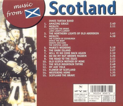 Music from Scotland