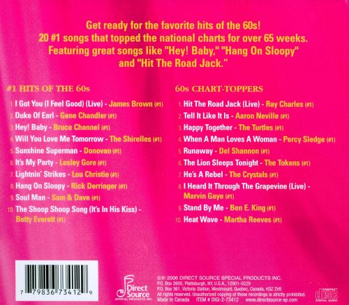 Ultimate Collection: Hits of the 60s