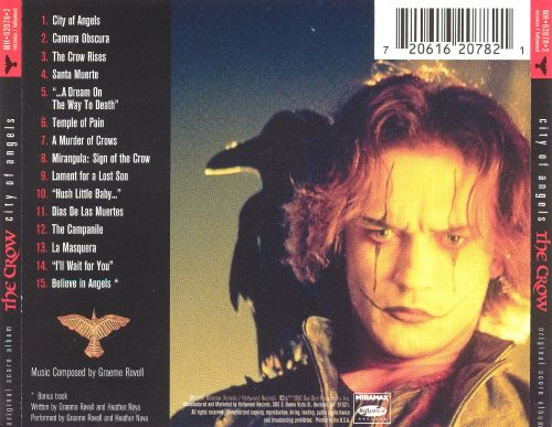 The Crow [Original Score Album]