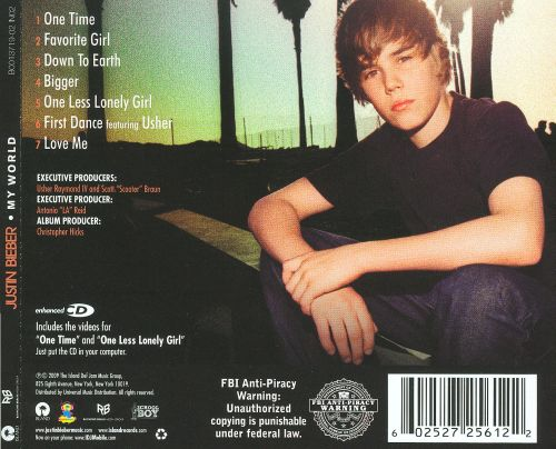 My World Justin Bieber Songs Reviews Credits Allmusic
