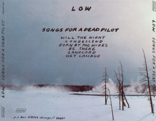 Songs for a Dead Pilot