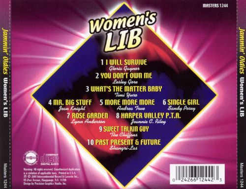 Jammin' Oldies: Women's Lib