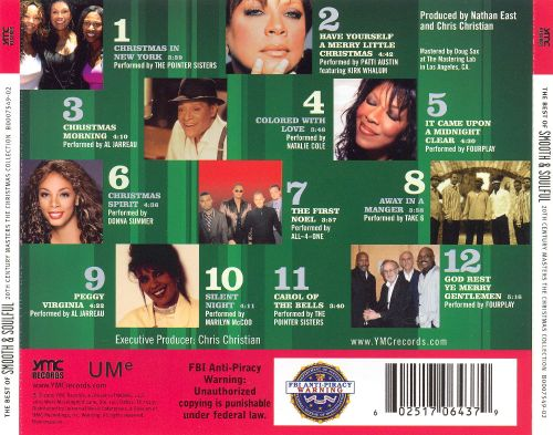 Smooth and Soulful: 20th Century Masters