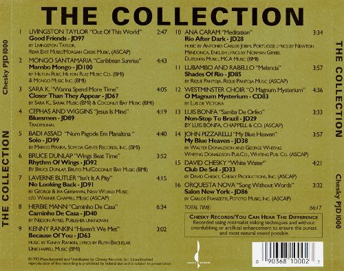 Collection, Vol. 1 [Intersound]