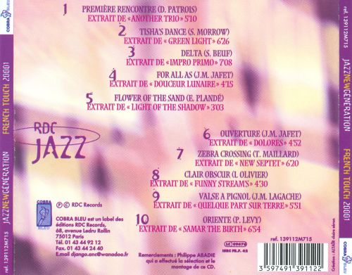 Jazz New Generation: French Touch 2001