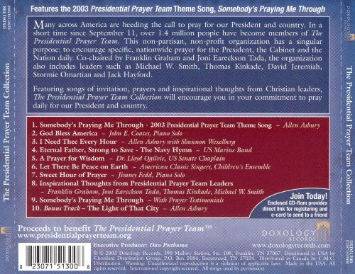 The Presidential Prayer Team Collection