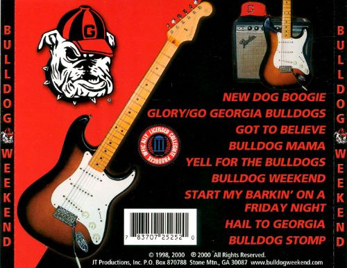 Bulldog Weekend