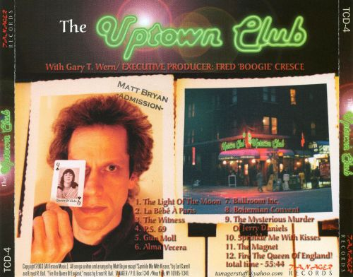 The Uptown Club