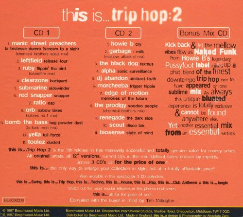 This Is TripHop, Vol. 2